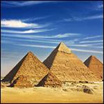 Ученые обнаружили тепловую аномалию в египетских пирамидах