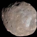 У Марса появится кольцо как у Сатурна