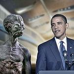 Ходят слухи, что правительство США сотрудничает с пришельцами.
