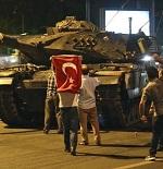 Треть населения Терции верит, что переворот был организован самим Эрдоганом