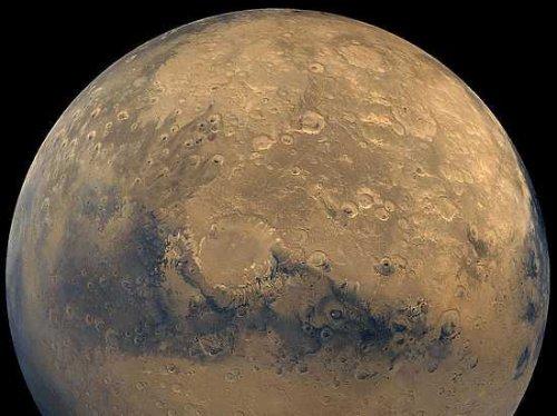 Сотрудник NASA заявил, что на Марсе есть жизнь