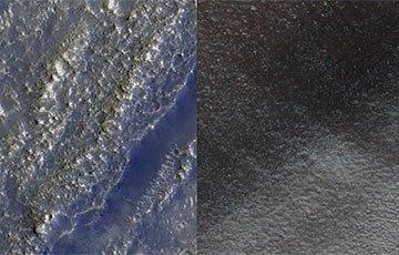 Американские ученые опубликовали новые снимки Марса