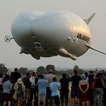 В Великобритании испытали самое большое воздушное судно в мире