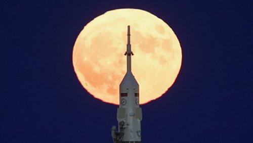 Через 15 лет российский космонавт может высадится на Луне