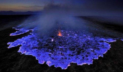 Невероятные природные явления