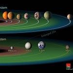 В космосе найдены планеты, на которых возможна жизнь