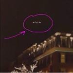 Над Ноттингемом засняли НЛО