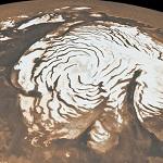 4,5 млрд. лет назад Марс столкнулся с огромным небесным телом