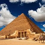 Разгадан шифр пирамиды Хеопса