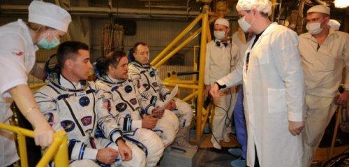 Ученые считают, что нахождение в космосе подрывает иммунитет человека
