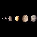 Скоро произойдет столкновение спутников Урана