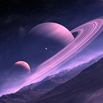 Опубликованы уникальные снимки с космического зонда «Кассини»