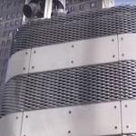 Загадочные металлические трубы устанавливают в  Нью-Йорке