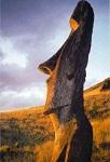 Библейские гиганты и статуи острова Пасхи
