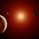 «Планета-монстр» обнаружена в 600 световых годах от Солнечной системы