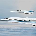 Сверхзвуковые самолеты будут перевозить пассажиров