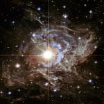 Cамый мощный взрыв звезды произошел в центре галактики