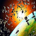Через 20 лет космический мусор засыпет Америку и Азию