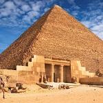Новые предположения о строительстве Египетских пирамид