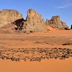 Раскол плиты и увеличение пустыни грозит Африке