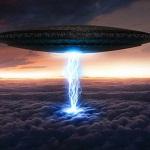 Жители Техаса видели покидающее Землю НЛО
