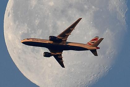 Над Великобританией заметили НЛО