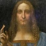 Нашлась картина известная как «Спаситель мира»