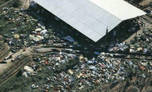 Массовое самоубийство в Республике Гайана 1978 году – кто виноват?