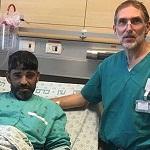 Человека с редкой болезнью был прооперирован в Израиле