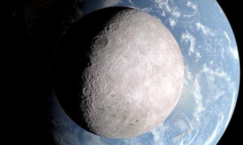 Российские ученые планируют пробурить Луну с обратной стороны