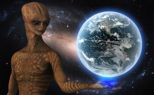 Пришельцы с Нибиру захватывают Землю