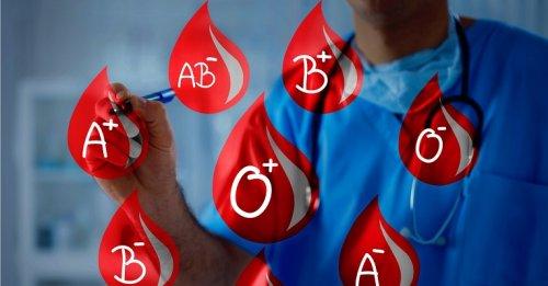Ученые выявили, что здоровье людей зависит от группы крови
