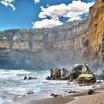 Ученые обнаружили, что скалы защищают от глобального потепления