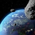 Глобальное потепление может остановить падение метеорита