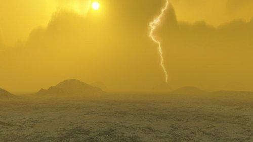 На Венере есть жизнь?