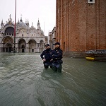 Ученые считают, что  Венеция в ближайшие годы уйдет под воду