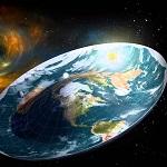 Астрономы: ранняя Земля могла быть плоской