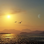 70 тысяч лет назад в небе светили два Солнца