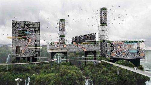 В Азии планируют создать «посткоронавирусный» город будущего