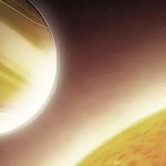 Обнаружена огромная планета, на которой год длится 15 тысяч земных лет