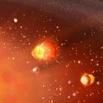 В Африке нашли метеорит, который старше Земли
