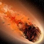 Огромная комета размером с планету летит к центру Солнечной системы